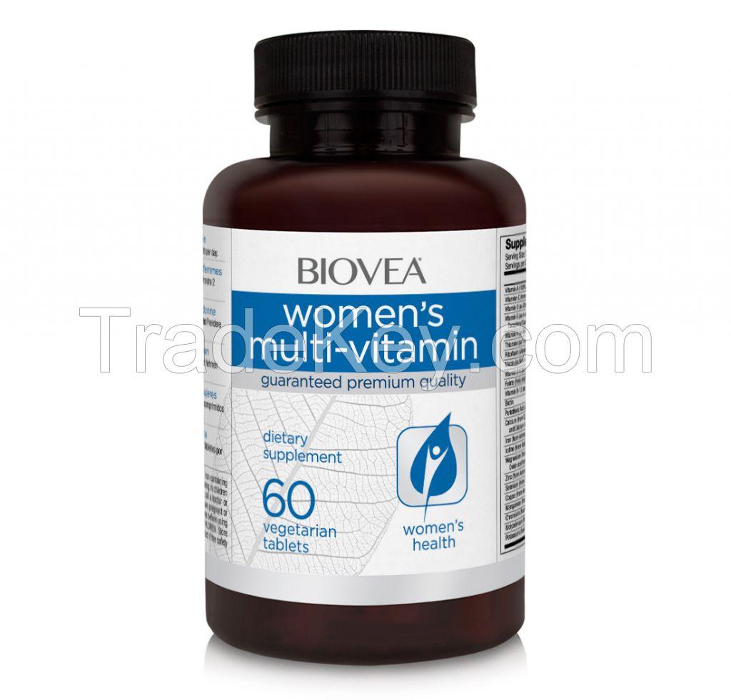 WOMEN'S MULTI-VITAMIN 60 Tablets