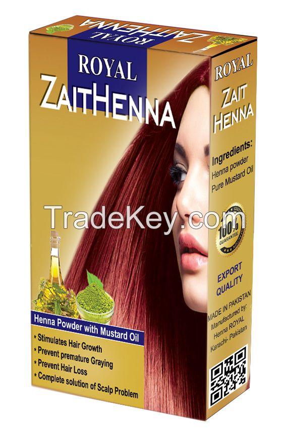 Zait Henna