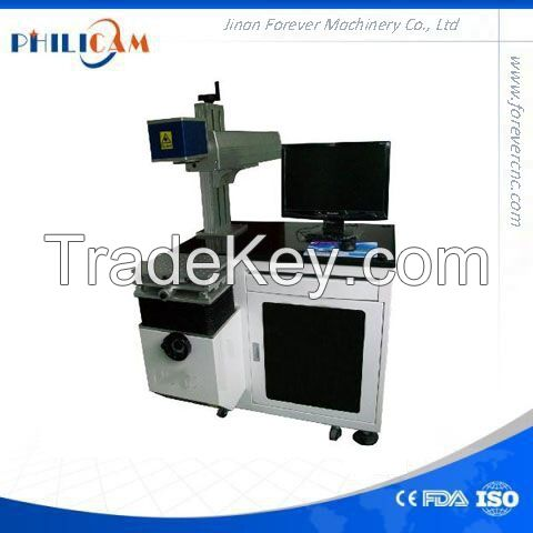 German IPG lens 20w fiber laser marking machine