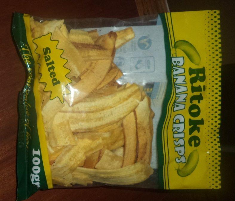 Ritoke Banana Chips