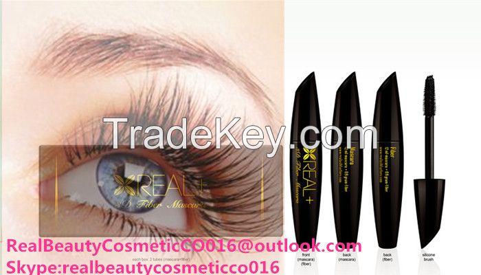 Hot new products 2015 eyelash extension mascara, 3d fiber lashes masca