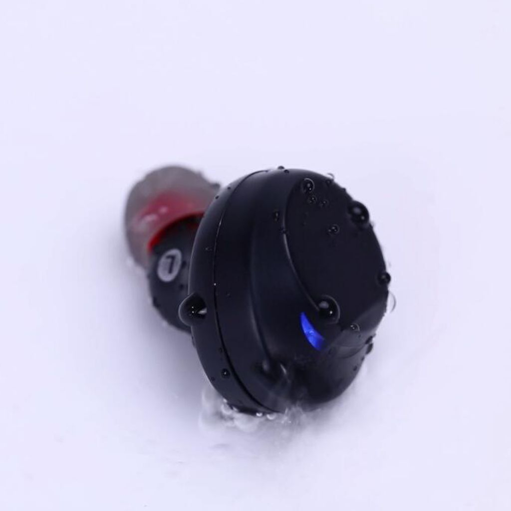 Touch Two C3 TWS IPX8 Waterproof Bluetooth 5.0 Wireless Headset with Touch Control