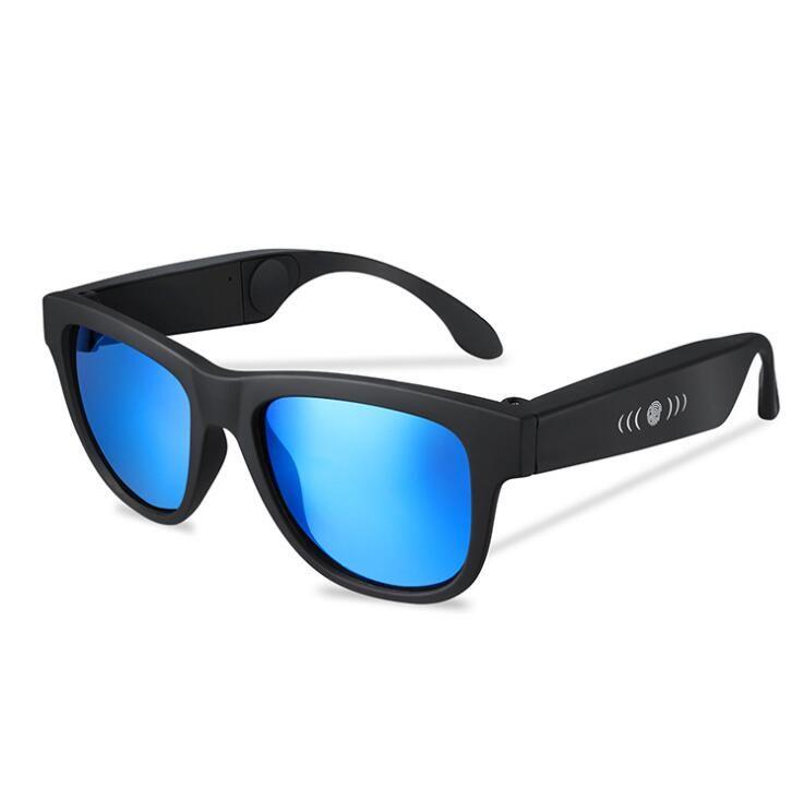 G1 Bone Conduction Touch Control Bluetooth Headset Sunglasses