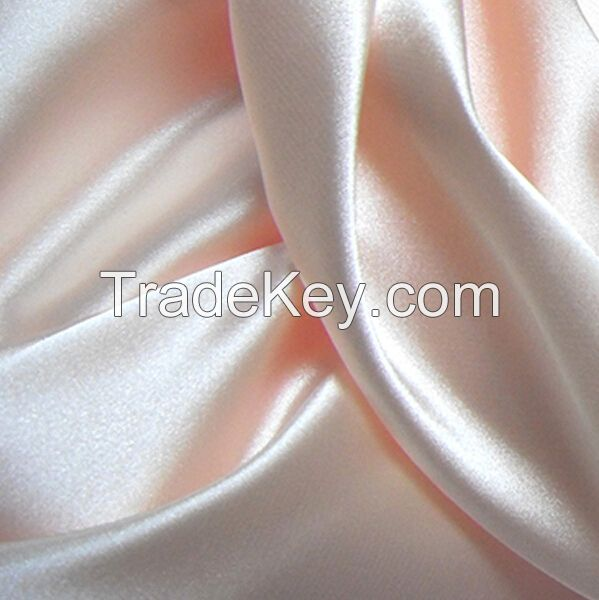 Imitation silk jacquard fabric