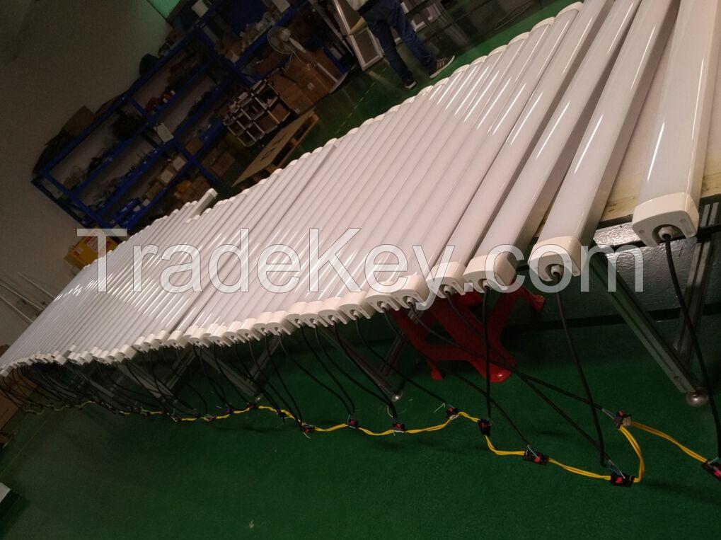 LED Tri-proof light 0.6m 20w IP66 TUV CE