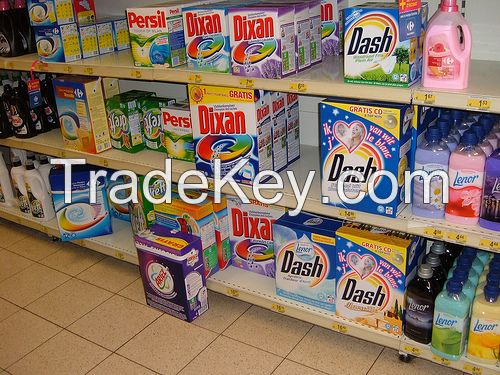 CLEANING AND WASHING DETERGENTS PRODUCTS