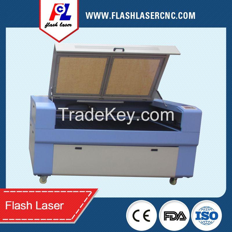 130w laser cutting paper machine, co2 laser wood/acrylic/leather cutting machine FL-1390
