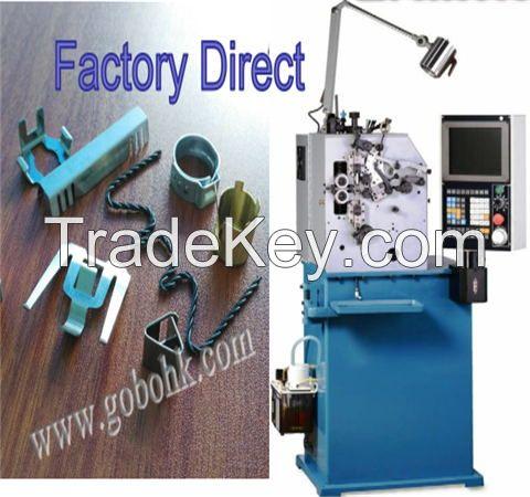 CNC Casting punching spring machine