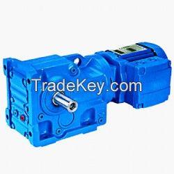 E-K Helical-Bevel Geared Motor