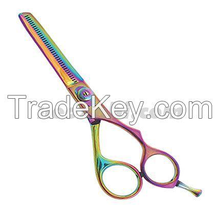Thinning scissors, Salon scissors