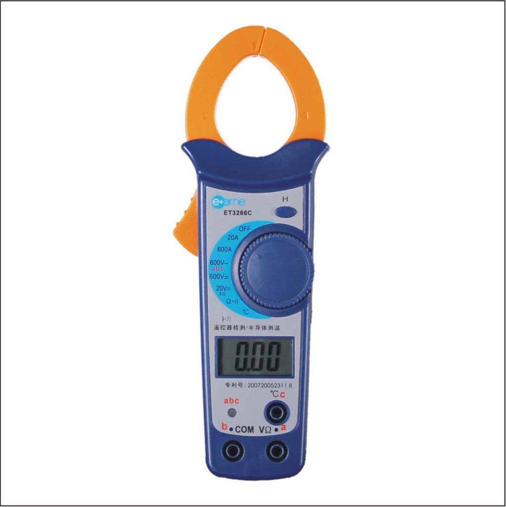 Remote Control Clamp Meter