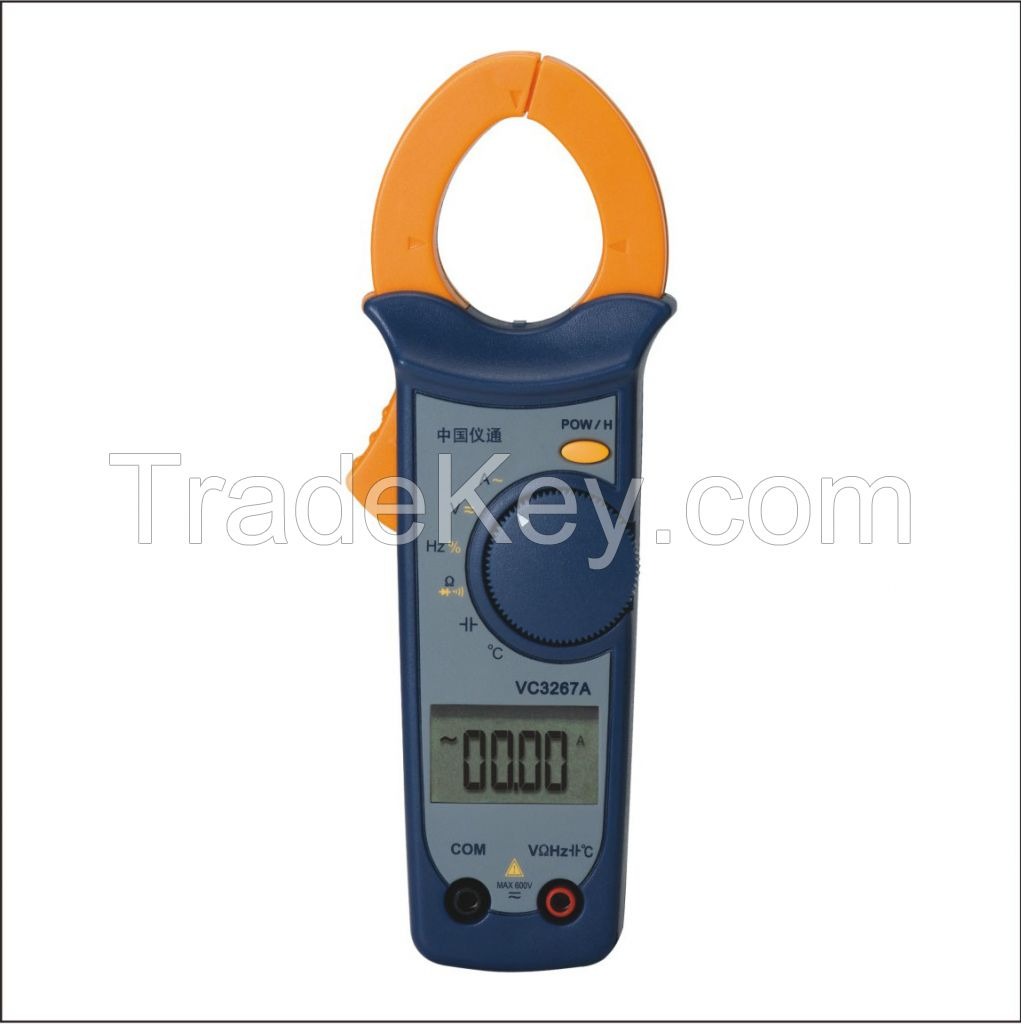 Clamp Multimeter With Thermometer