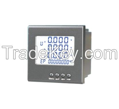 Three-Phase Multifunction Electricity Meter