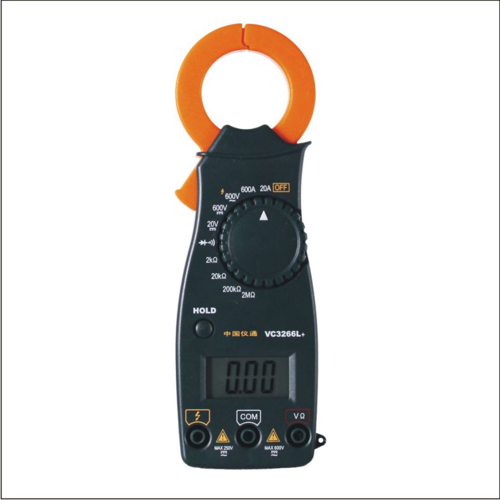 Multifunction Clamp Meter