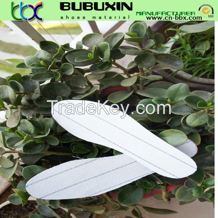 China manufacturer stripe insole board shoes insole