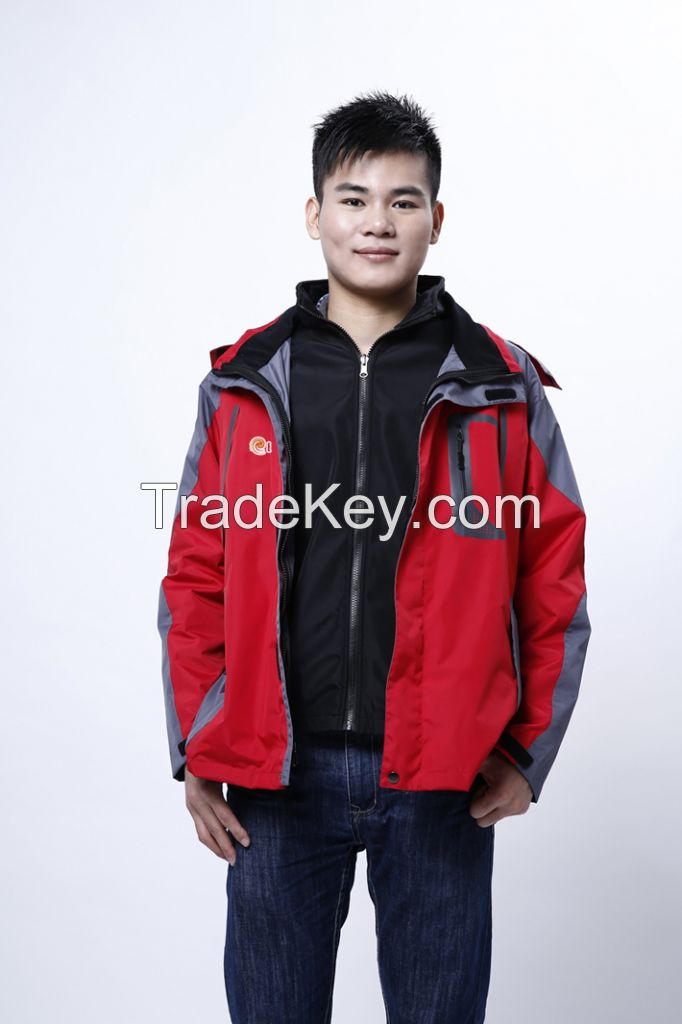 Electronic heating clothing,heating jacket,heated clothes