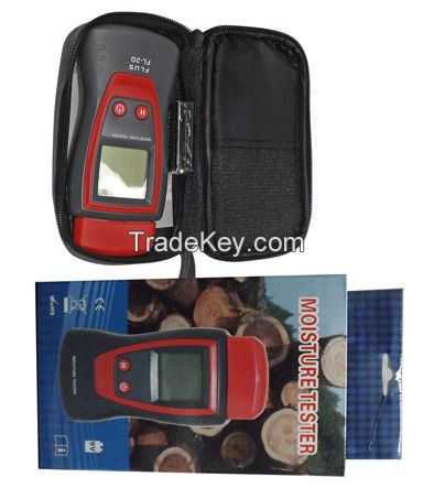 Gsm brand device measure humidity wood moisture meter