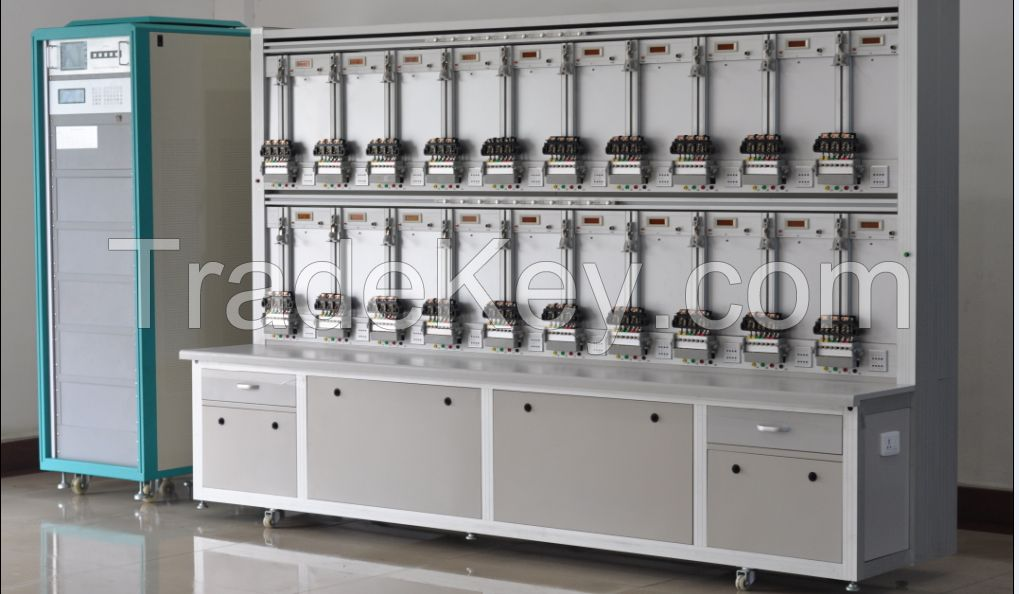 watt-hour meter test bench