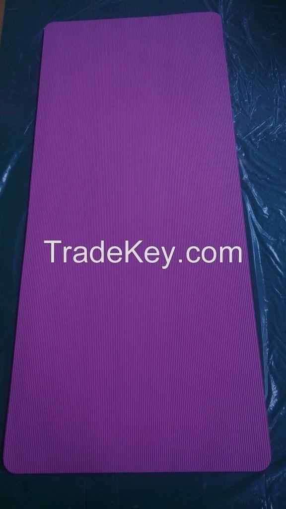 1850*800*10 mm NBR Yoga Mat