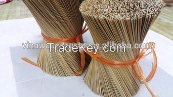 Vietnam round bamboo sticks for incense