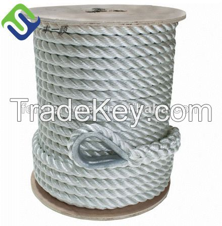 Polypropylene rope nylon rope polyester rope for packing rope
