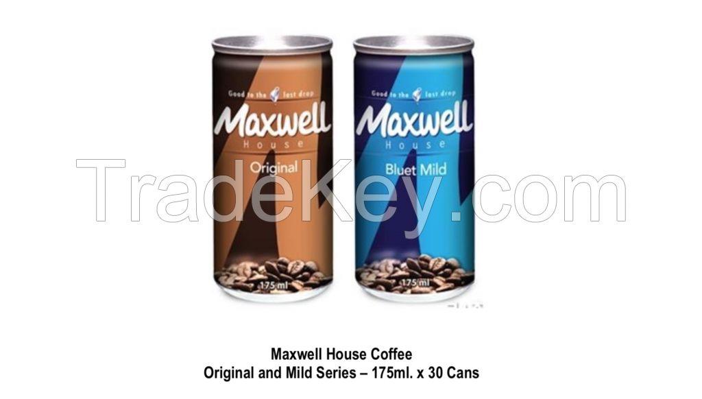 Maxwell Coffee