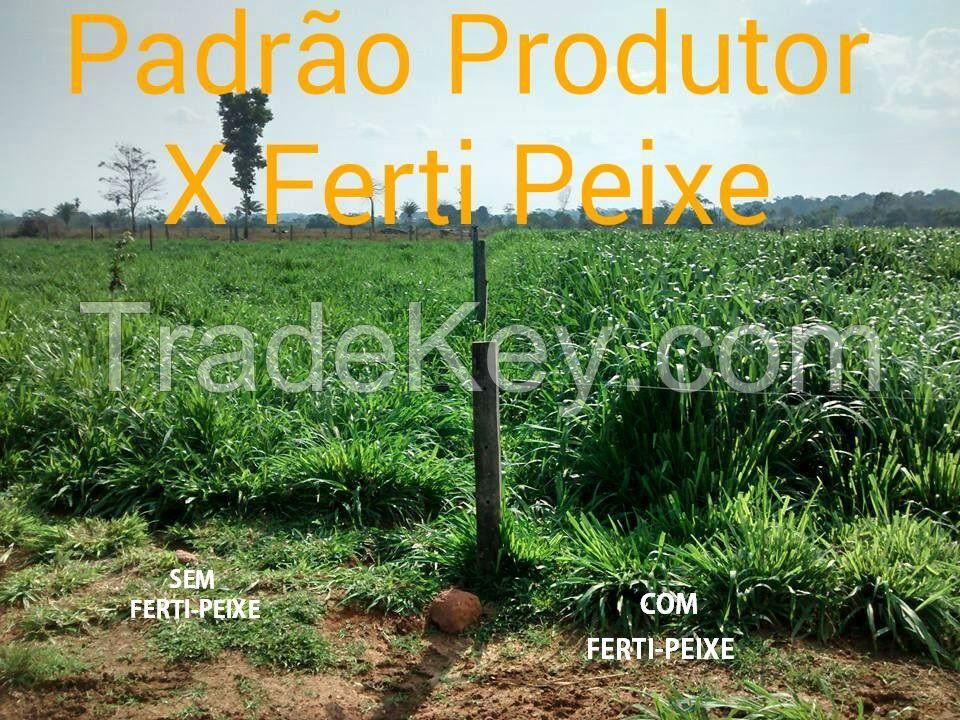 Ferti-Peixe - Liquid Organic Fish Hidrolized Fertilizer