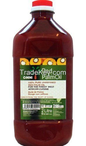 RED PALM EDIBLE OIL