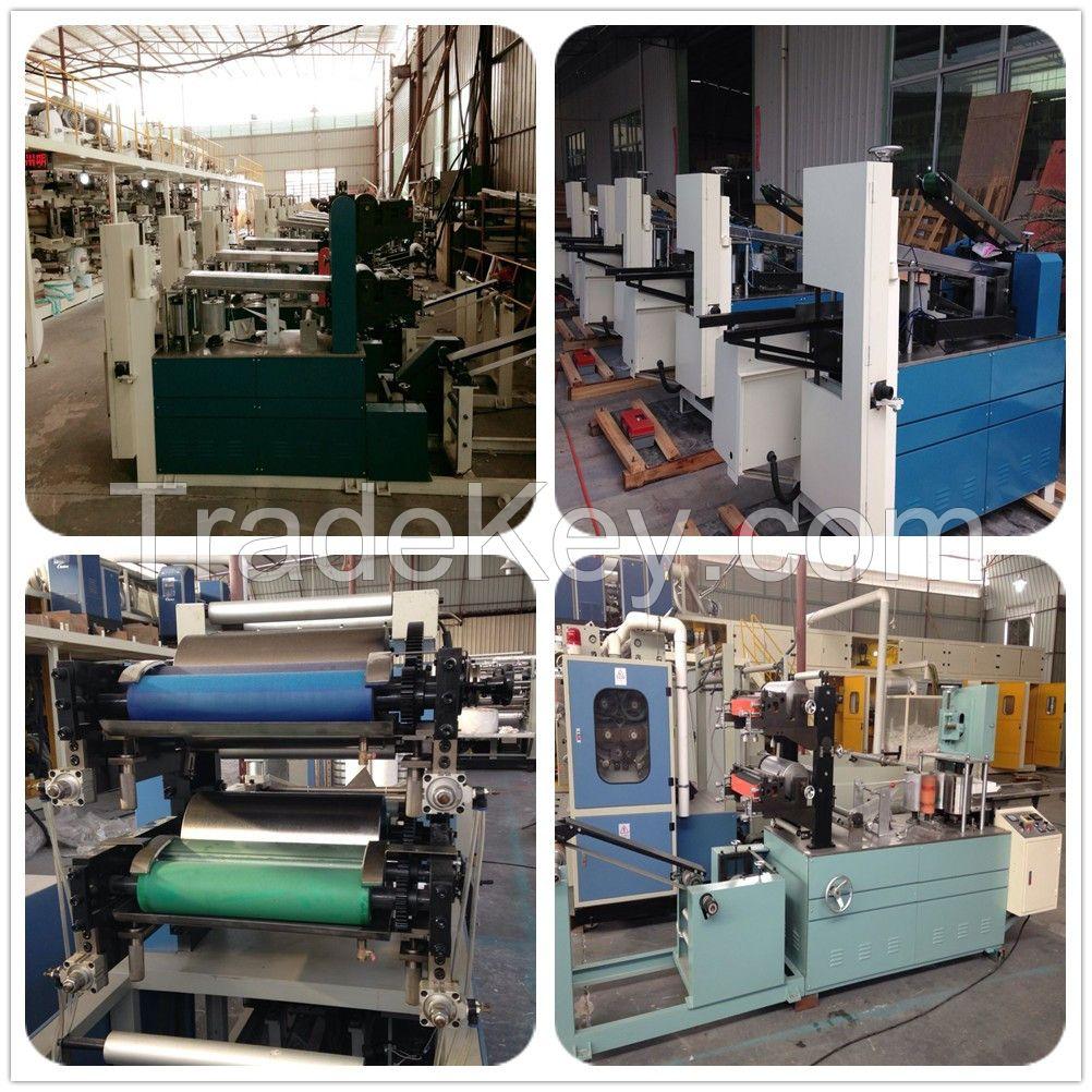 MH-200-400 Automatic Folding Napkin Paper Machine