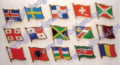 flag pin lapel pin golf tool key ring key chain aids pin buckle badges
