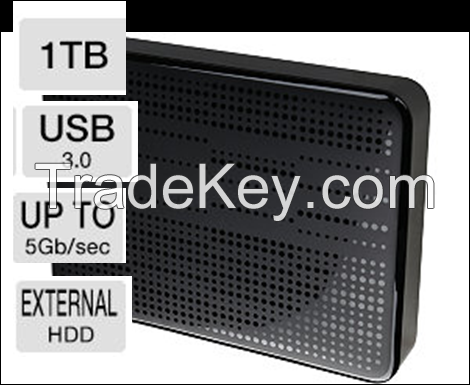 Branded 1TB Portable Hard Drive