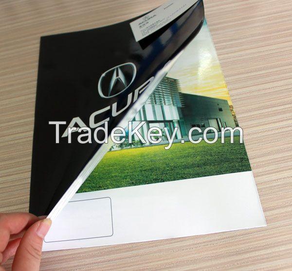 saddle stitch binding catalogue printing