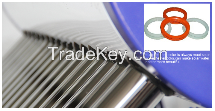 High Efficient Solar Water Heater with High Quality for Your Market