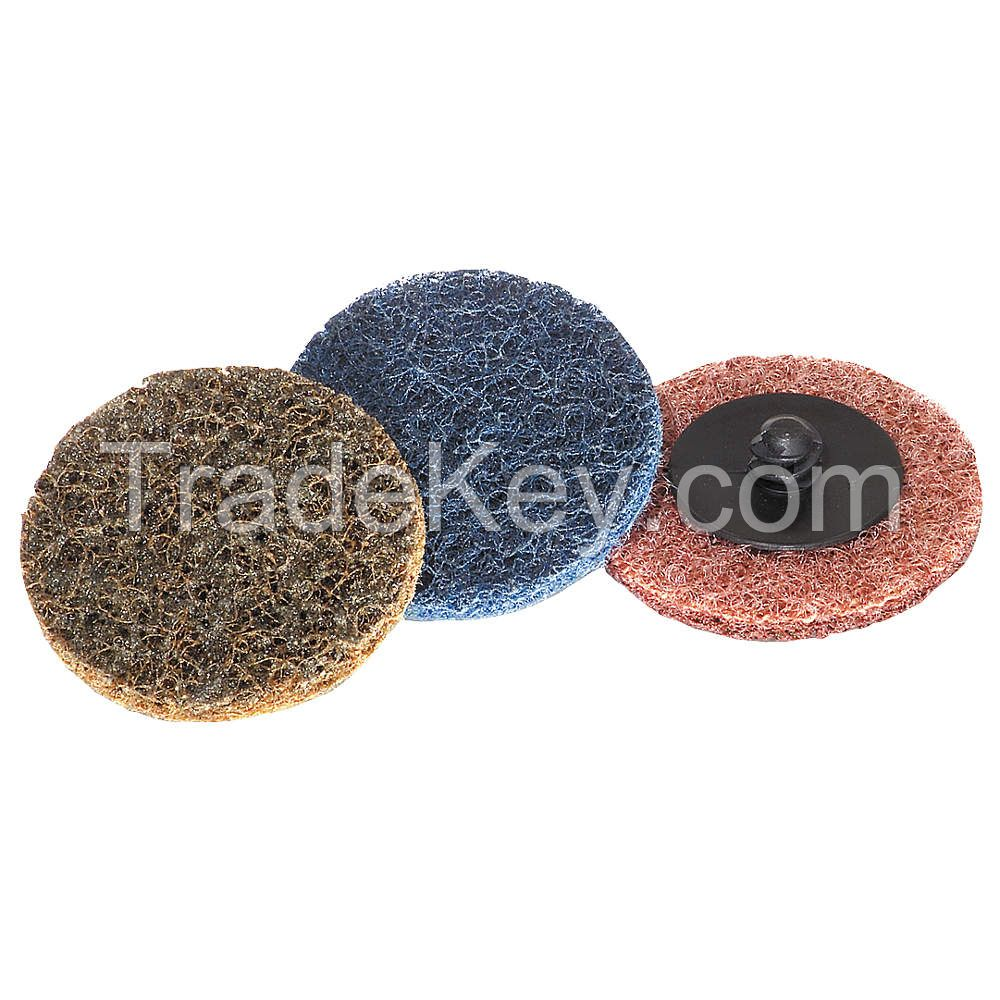 ARC ABRASIVES Conditioning Disc, AlO, 2in, Med, TR