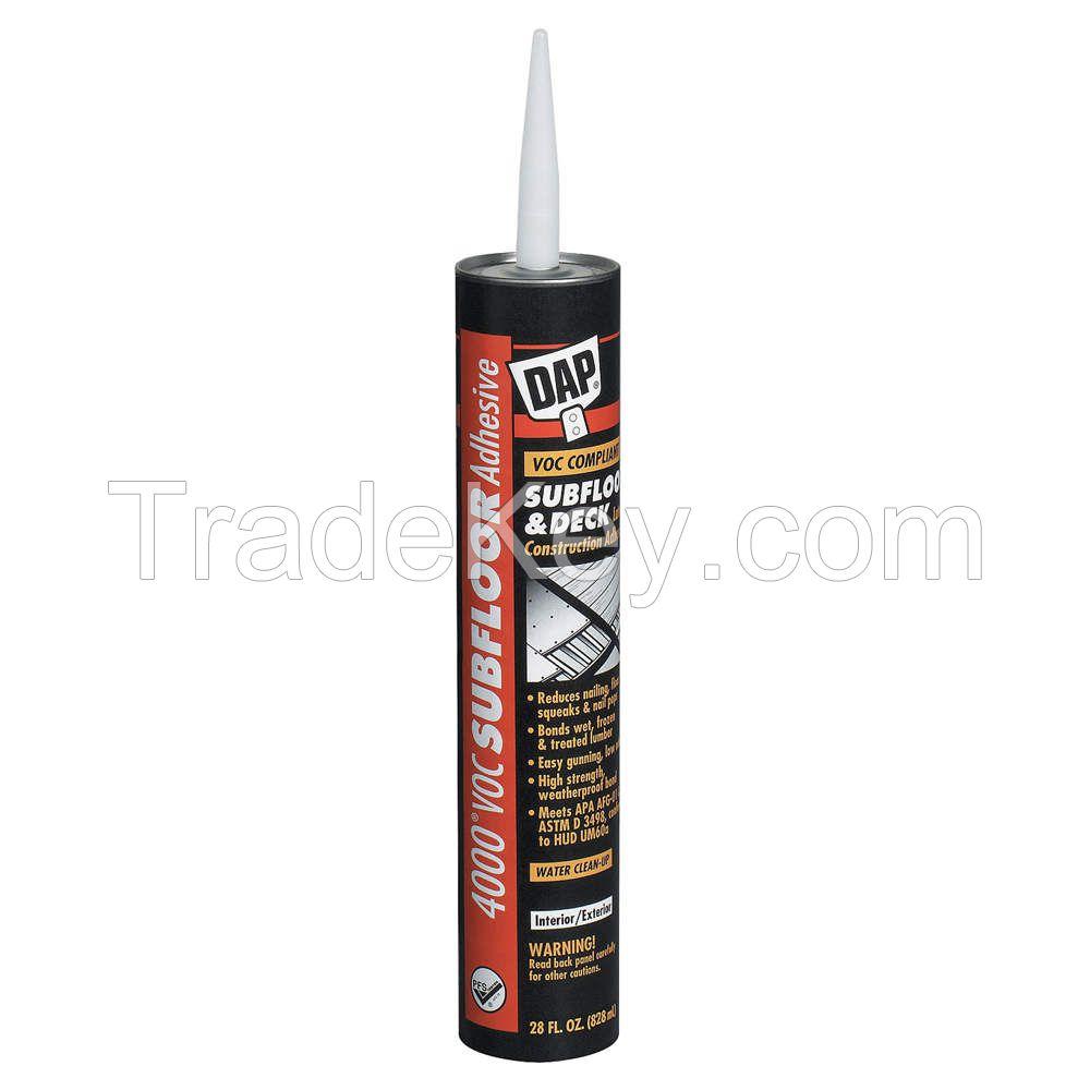 DAP 27038 Construction Adhesive, Subfloor and Deck