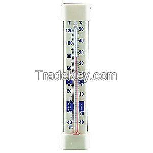 MILJOCO S350091ZT Thermometer Vert Stick On -40 to120F NSF