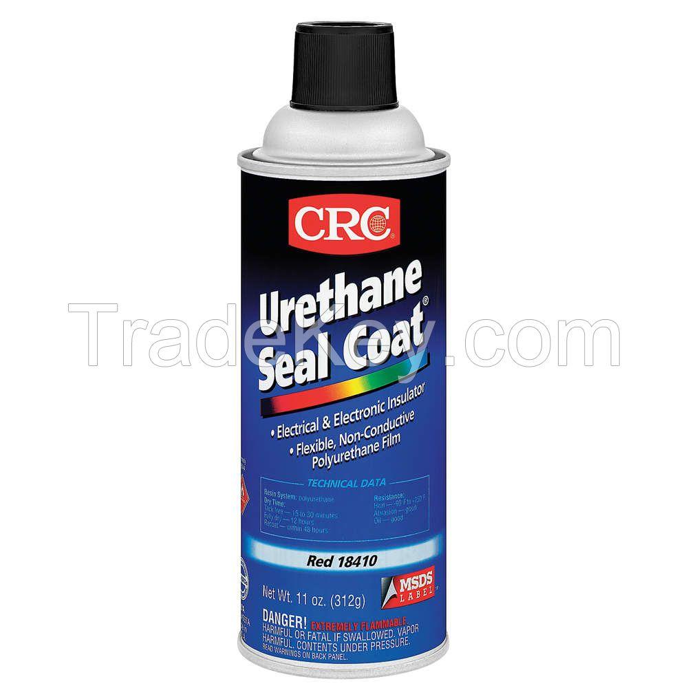 CRC 18410 Urethane Seal Coat Coating, Red, 11 oz.