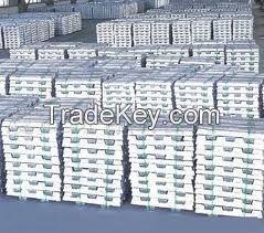Hot sale  antimony ingot 99.65% 99.85% 99.90%