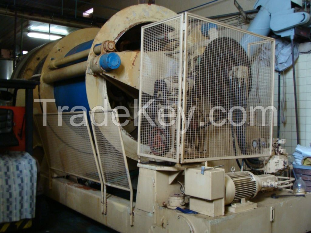 Bucher Guyer HP 5000 press