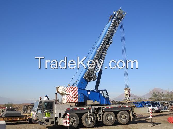 All Terrain Cranes