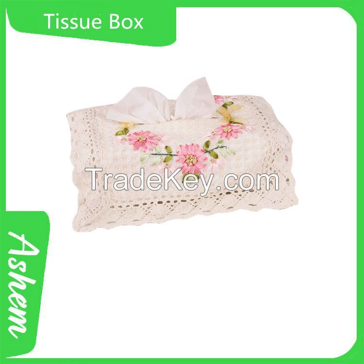 2015 hot sale Tissue Boxes with customized design, DL004