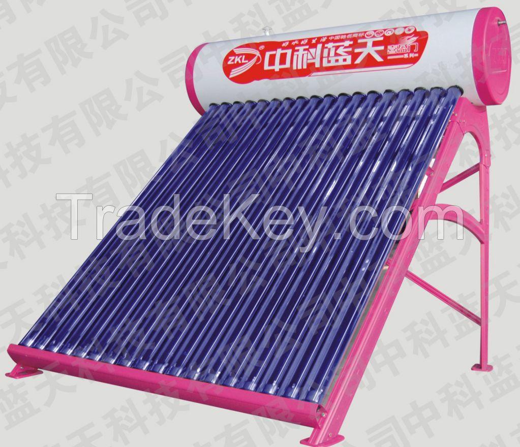 Scenesky Solar water heater
