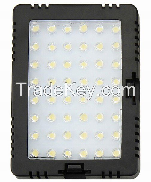 48 LED Flash light for canon nikon camera