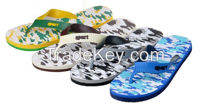 2015 Men New Model Design , summer men massage slipper , wholesale chin