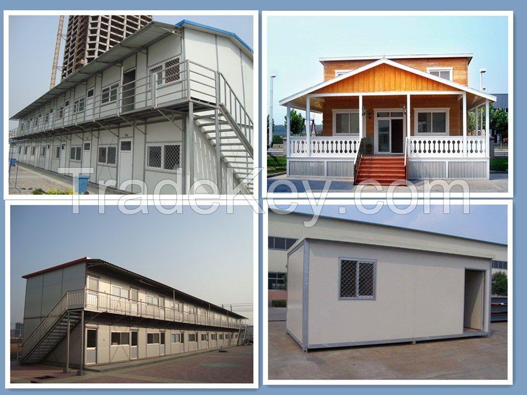 Steel Prefabricated House