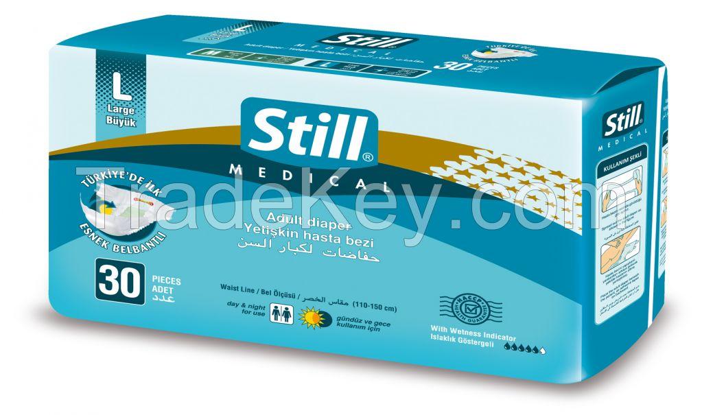 Still Medical Adult Diaper