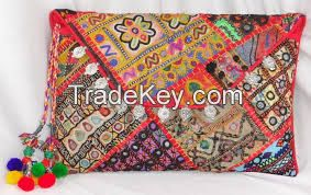 Hand Embroidered Ladies Handbags