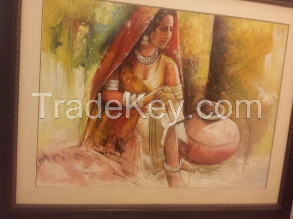 Wholesale Original Oil Painitings