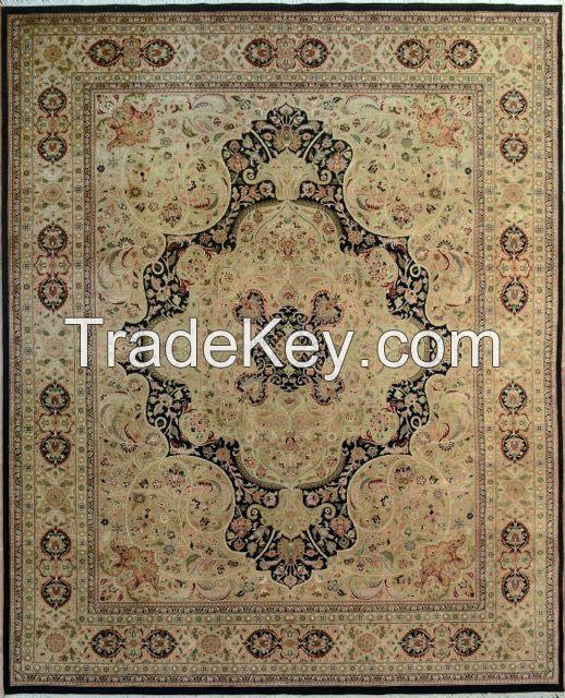 Pakistani Handmade luxury wool rugs
