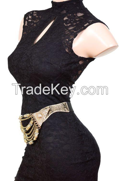 Women's fashion belt ZBS1006